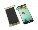 LCD Display & Touchscreen Samsung SM-A300FU Galaxy A3 (Gold), GH97-16747F original