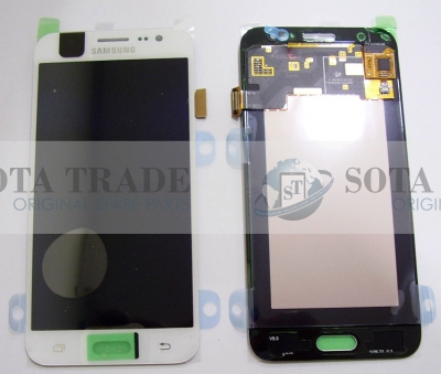 LCD Display & Touchscreen Samsung SM-J500F Galaxy J5 (White), GH97-17667A original