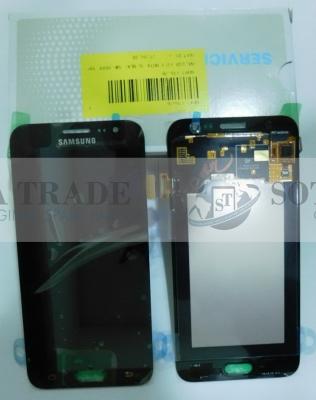 LCD Display & Touchscreen Samsung SM-J500F Galaxy J5 (Black), GH97-17667B original