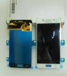 LCD Display & Touchscreen Samsung SM-A310 Galaxy A3 (White), GH97-18249A original