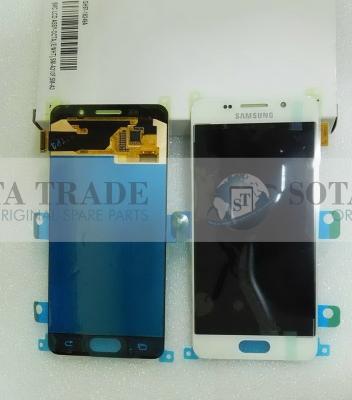LCD Display & Touchscreen Samsung SM-A310 Galaxy A3 (White), GH97-18249A original