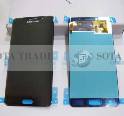 LCD Display & Touchscreen Samsung SM-A510 Galaxy A5 (Black), GH97-18250B original