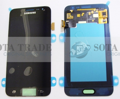 LCD Display & Touchscreen Samsung SM-J320F Galaxy J3 (Black), GH97-18414C original