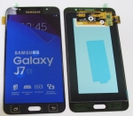LCD Display & Touchscreen Samsung SM-J710F Galaxy J7 (Black), GH97-18855B original
