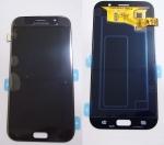 LCD Display & Touchscreen Samsung Galaxy A7 A720 (2017) Black, GH97-19723A original