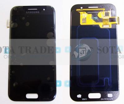 LCD Display & Touchscreen Samsung SM-A320F Galaxy A3 (Black), GH97-19732A original