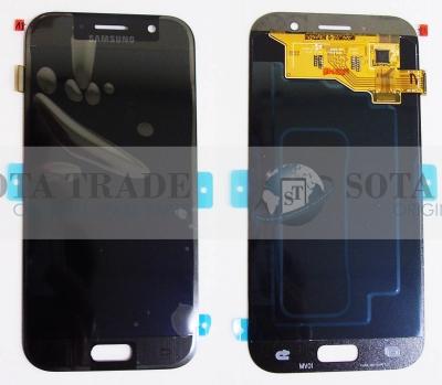 LCD Display & Touchscreen Samsung SM-A520F Galaxy A5 (Black), GH97-19733A original