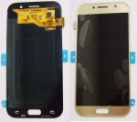 LCD Display & Touchscreen Samsung SM-A520F Galaxy A5 (Gold), GH97-19733B original