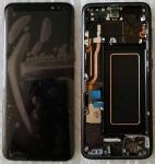 LCD Display & Touchscreen Samsung Galaxy S8 SM-G950F (Black), GH97-20457A original