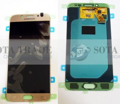 LCD Display & Touchscreen Samsung Galaxy J5 J530 (2017) Gold, GH97-20738C original