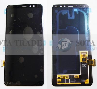 LCD Display & Touchscreen Samsung Galaxy A8 Plus SM-A730 (2018) Black, GH97-21534A original