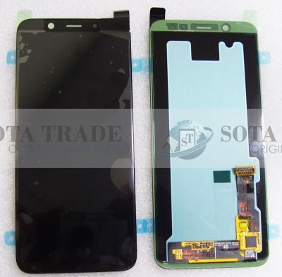 LCD Display & Touchscreen Samsung Galaxy A6 A600 (2018) Black, GH97-21898A original