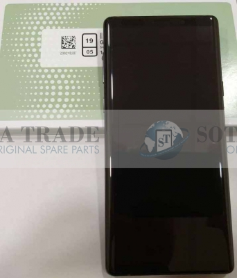 LCD Display & Touchscreen Samsung SM-N960F Galaxy Note 9 (Black), GH97-22269A original