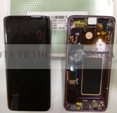 LCD Display & Touchscreen Samsung Galaxy S9 Plus SM-G965F (2018) Purple,GH97-21691B original